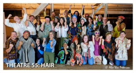 Theatre 55 Announces Inaugural Production Of HAIR
