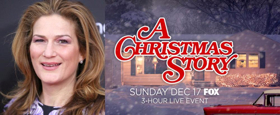 Ana Gasteyer Will Join Cast of Fox's A CHRISTMAS STORY LIVE!