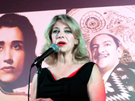 Stephanie Trudeau Brings Her Docu-cabaret Musical CHAVELA: THINK OF ME To Don't Tell Mama