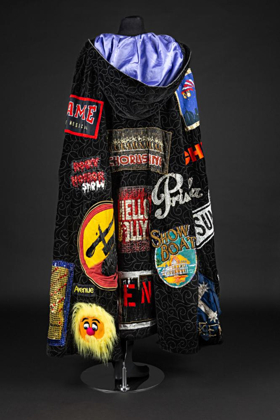 The Australian Performing Arts Collection Celebrates World Theatre Day with Acquisition of the Australian Gypsy Cloak