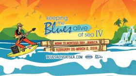 Legendary Blues Rock Guitarist Joe Bonamassa Announces Keeping The Blues Alive At Sea's Milestone Fifth Voyage