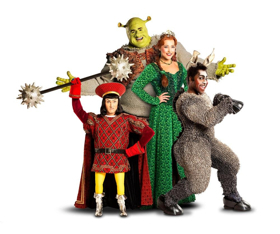 SHREK THE MUSICAL Stomps Into Glasgow King's Theatre