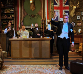 BWW Review: THE EXPLORERS CLUB by Mad Horse Theatre Company