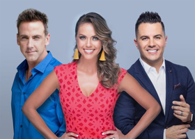 Carlos Ponce & Jessica Carrillo to Host MACY'S THANKSGIVING DAY PARADE on Telemundo