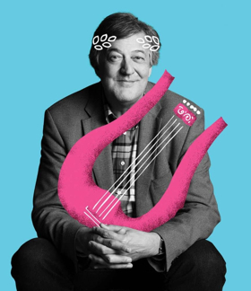 Stephen Fry Debuts MYTHOS: A TRILOGY – GODS. HEROES. MEN. at Shaw Festival