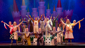 Flying Cows, Killer Rabbits, Taunting Frenchmen and Show Stopping Musical Numbers. SPAMALOT Takes The McCallum By Storm!