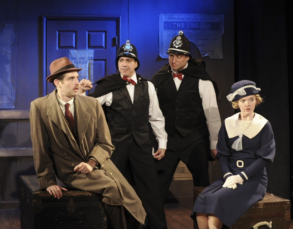 BWW Review: THE 39 STEPS at Mile Square Theatre