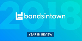 Bandsintown Reveals the 2018 Year In Live Music
