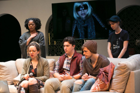 BWW Review: KISS: Emerson Undergrads Excel in Calderón's Syrian Soap Opera