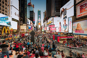 New GIFTED HOLIDAY MARKET Opens in Times Square