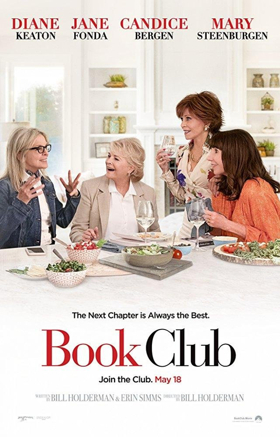 BOOK CLUB to Receive Palm Springs International Comedy Festival Award