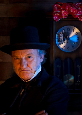 Players' Ring Premieres Adaptation of A CHRISTMAS CAROL
