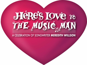 Jim Dale and Robert Cuccioli to Headline Ziegfeld Society's HERE'S LOVE TO THE MUSIC MAN Meredith Willson Tribute