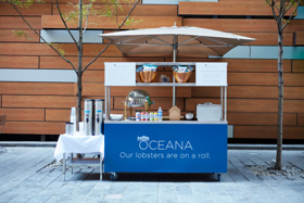 OCEANA Lobster Cart Returns to Midtown for Weekday Lunchtime