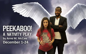 Cast, Creative Team Set for The Hub Theatre's 'PEEKABOO!' World Premiere
