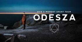 Odesza Announces New 'A Moment Apart Tour' Dates