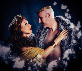 It's Party Time As Sierra Rep Presents The Bard's Festive Classic A MIDSUMMER NIGHT'S DREAM