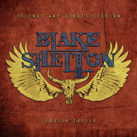 Blake Shelton Releases Cover of Outlaw Legend Bobby Bare's TEQUILA SHEILA