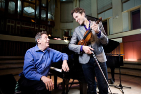 Violinist Tim Fain Headed to Carnegie Hall, Ravinia