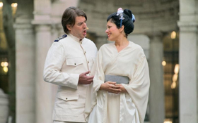 New York City Opera at Bryant Park Continues with MADAMA BUTTERFLY