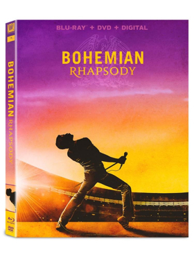 Bring Home the Foot-Stomping Box Office Sensation BOHEMIAN RHAPSODY