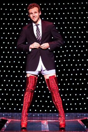 KINKY BOOTS Struts Into Hershey Theatre This Month