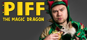 PIFF THE MAGIC DRAGON Comes To Worcester In March