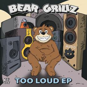 Bear Grillz Releases Dim Mak Debut EP TOO LOUD