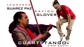 Savion Glover and Leonardo Suarez Paz Join For TANGO, TAP and FIRE at Feinstein's/54 Below