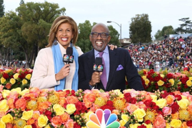 Al Roker, Hoda Kotb Co-Host 129TH ROSE PARADE on NBC, 1/1