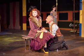BWW Review: Nomadic #TCTheater Company Frank Theatre Opens their 30th Season with THE VISIT Staged in the Minnesota Transportation Museum