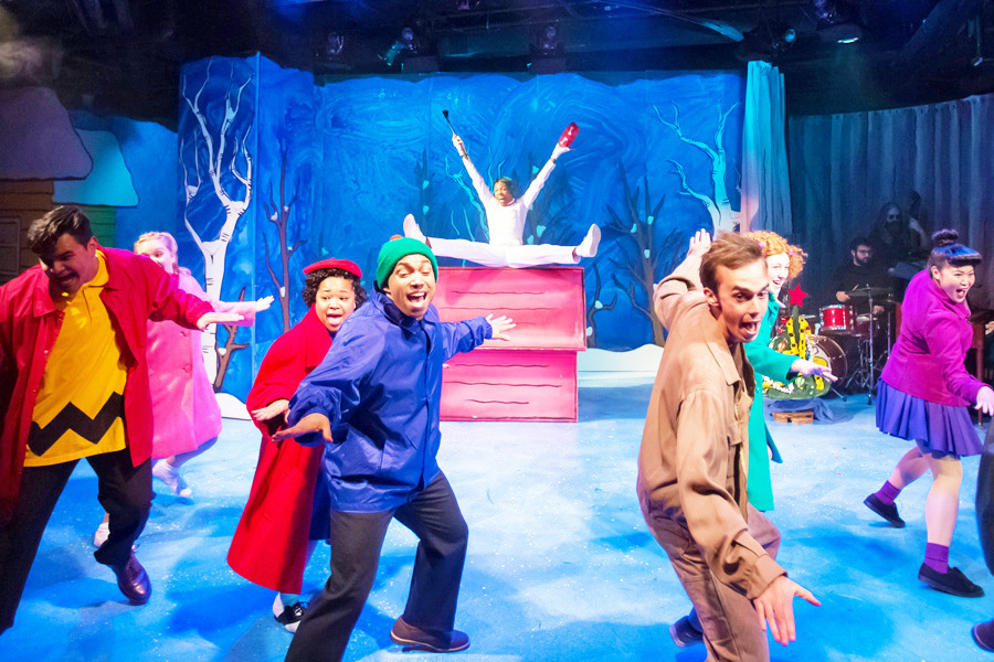 BWW Review: A CHARLIE BROWN CHRISTMAS at The Coterie