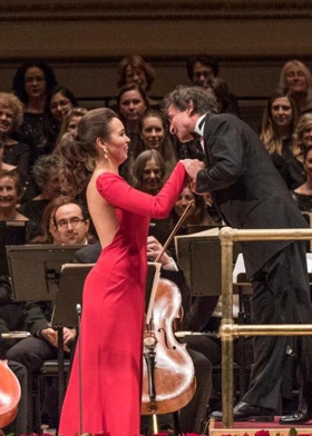 Review: Netrebko and the Notorious RBG, Many Others, Make a Truly Gala Tucker Foundation Tribute to Winner Van Horn