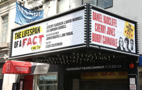 BWW TV: On the Opening Night Red Carpet for THE LIFESPAN OF A FACT!