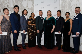 Nine Opera Singers Advance To Final Round Of 2019 Met National Council Auditions