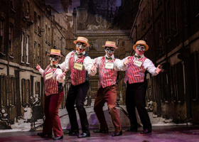 BWW Review: TWIST YOUR DICKENS Rings in Another Christmas Season with a Laugh, at Portland Center Stage