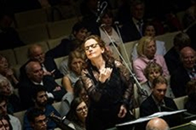 Emmanuelle Haim To Make Her NY Philharmonic Debut