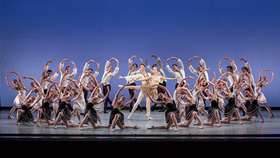 Suzanne Farrell Ballet to Bring 'FOREVER BALANCHINE' Farewell to Kennedy Center