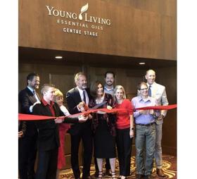Hale Centre Theatre Announces Young Living Essential Oils Centre Stage