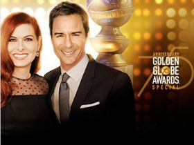 NBC's GOLDEN GLOBE 75TH ANNIVERSARY SPECIAL Wins Time Slot in Viewers