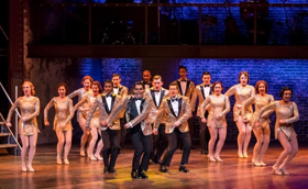 CHRP Alumni Take Tap Skills to Drury Lane's 42ND STREET
