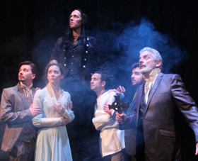 BWW Review:  DRACULA at Centenary Stage Company is an Outstanding Production of a Thrilling Classic