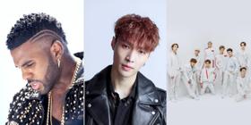 Global Pop Superstars Jason Derulo, Lay Zhang & NCT 127 Collaborate On LET'S SHUT UP & DANCE