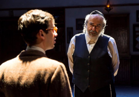 BWW Reviews: Chaim Potok's THE CHOSEN in New Haven