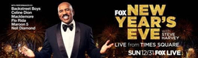 Jamie Foxx and Rob Riggle Join FOX'S NEW YEAR'S EVE WITH STEVE HARVEY: LIVE FROM TIMES SQUARE 12/31