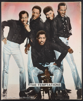 Apollo Theater to Induct The Temptations into Walk of Fame on June 7