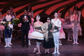 BWW Review: Historic Return of the BALLET NACIONAL DE CUBA at the Kennedy Center