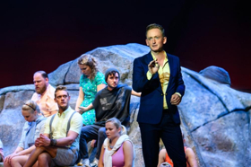 BWW Review: EXPEDITIE EILAND at De Meervaart: Island Paradise from HELL