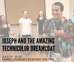 A Work of Heart Productions Presents JOSEPH AND THE AMAZING TECHNICOLOR DREAMCOAT