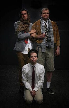 BWW Review: THE BOYS OF ST. MATTHEW'S PRESENT JESUS CHRIST! AND OTHER CHRISTMAS TALES is The Raunchy Reason For The Season